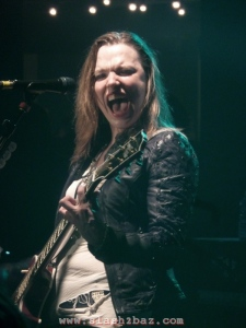 Lzzy Hale, Trabendo, Paris, France